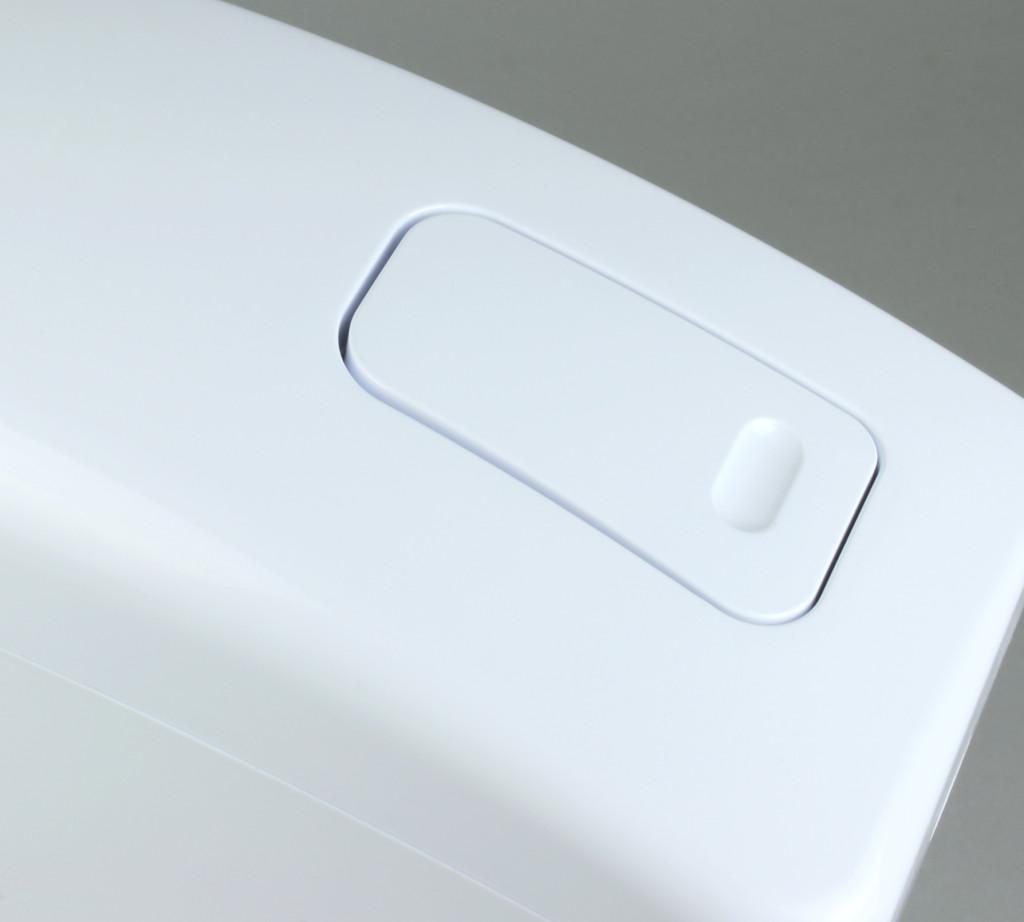 deluxe aufputz wc sp lkasten mit spar taste 980424 neuheit. Black Bedroom Furniture Sets. Home Design Ideas